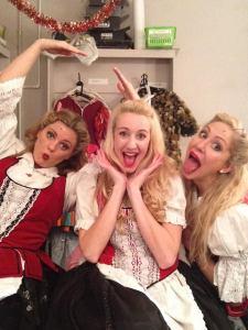 Katy, Annie, Sara